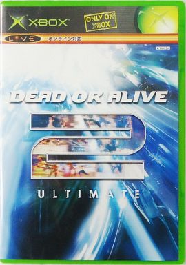 【XBOX】DEAD OR ALIVE 2 Ultimate